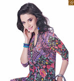 FROM THE HOUSE OF STYLISH BAZAAR AMAZING FLOWERY DESIGN PRINTED KURTI RTINW225