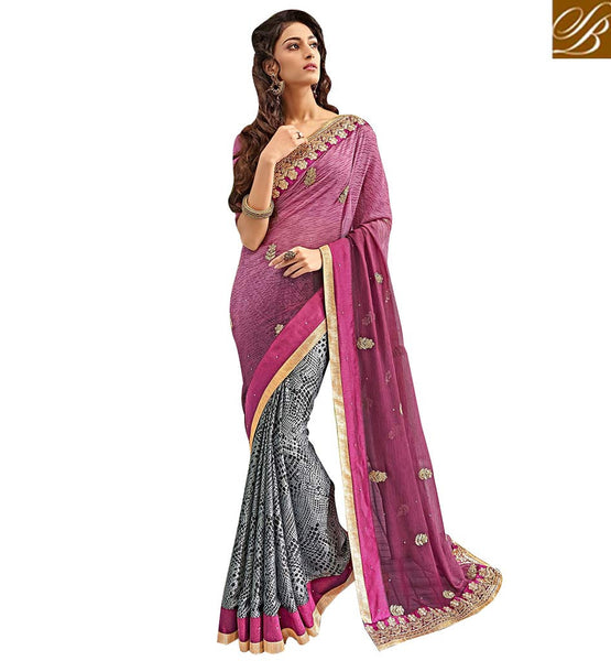 STYLISH BAZAAR PEPPY DESIGNER HALF SAREE PATTERN ONLINE RTARL23014