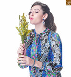 STYLISH BAZAAR INTRODUCES BUBBLY FLORAL PRINT TOP RTINW233