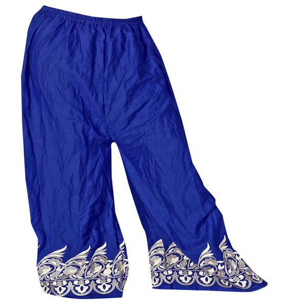 LATEST PALAZZO TROUSERS SALWAR TO WEAR WITH TSHIRTS KURTI KAMEEZ