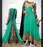 DESIGNER INDIAN SALWAR KAMEEZ WITH DUPATTA BY STYLISHBAZAAR