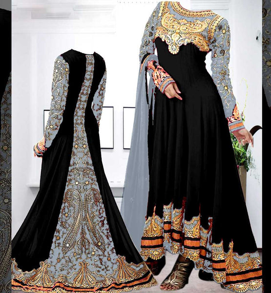 latest trends in Indian salwar kameez fashions