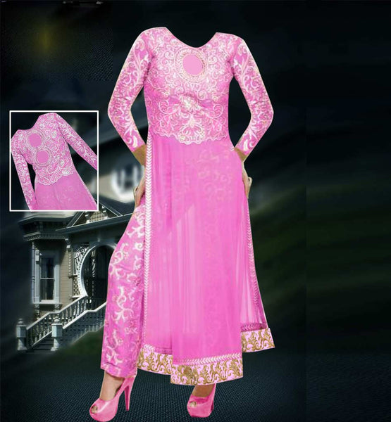 Salwar kameez with Trouser type salwar