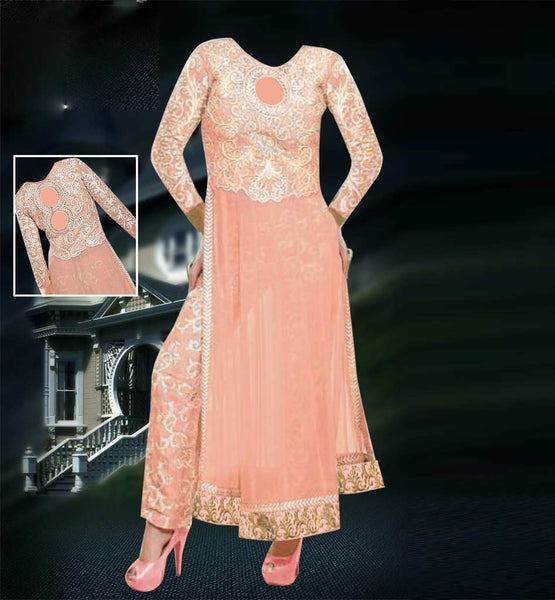 Ladies salwar types - Trouser type salwar