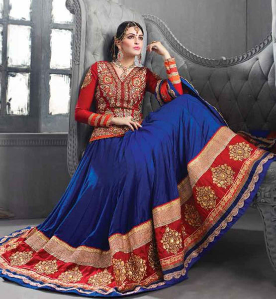 WEDDING LEHENGA SAREE RTAGR2610
