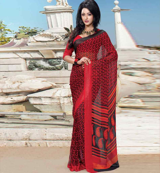 buy Casual sarees online stylish bazaar  buy online casual sarees India
