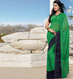 Printed Casualm wear Georgette sarees | stylishbazaar | online saree shopping in hyderabad