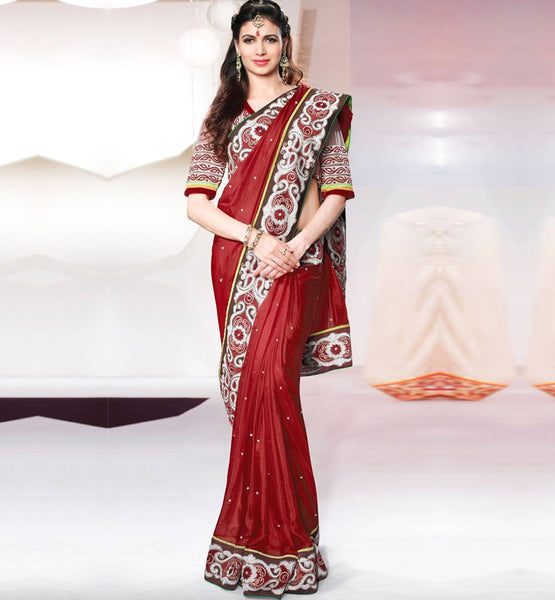 Wedding Designer Sarees Collection 1186