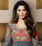 ANARKALI NECK DESIGNS OF PATIALA SALWAR KAMEEZ ONLINE SHOPPING INDIA