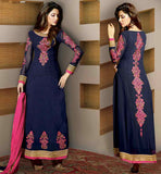 BEAUTIFUL PUNJABI SALWAR KAMEEZ DESIGNER DRESS 2015 FASHION TRENDS
