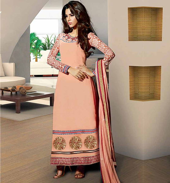 BEAUTIFUL PUNJABI SALWAR KAMEEZ DESIGNER SUITS 2015 FASHION INDIA
