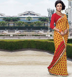 Georgette sarees online shopping in India |  online Indian saree store
