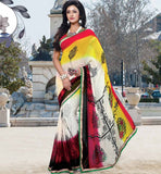 saree blouse design Stylishbazaar Casual sarees shopping