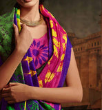ART-SILK CASUAL SARI RTYAT28001