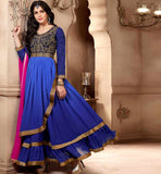 designer anarkali suits pics