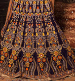 Indian Wedding fashions Bridal Lehenga choli designs 2015