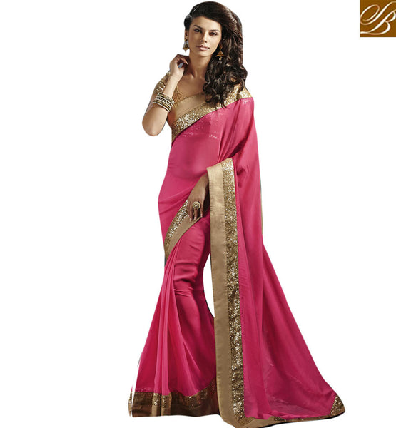 BROUGHT TO YOU BY STYLISH BAZAAR EXCELLENT DESIGNER SARI FOR ALL OCCASIONS VDCHP30008