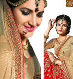 BROUGHT TO YOU BY STYLISH BAZAAR OVERWHELMING GHAGHRA CHOLI DESIGN FOR WEDDINGS KLWD3002