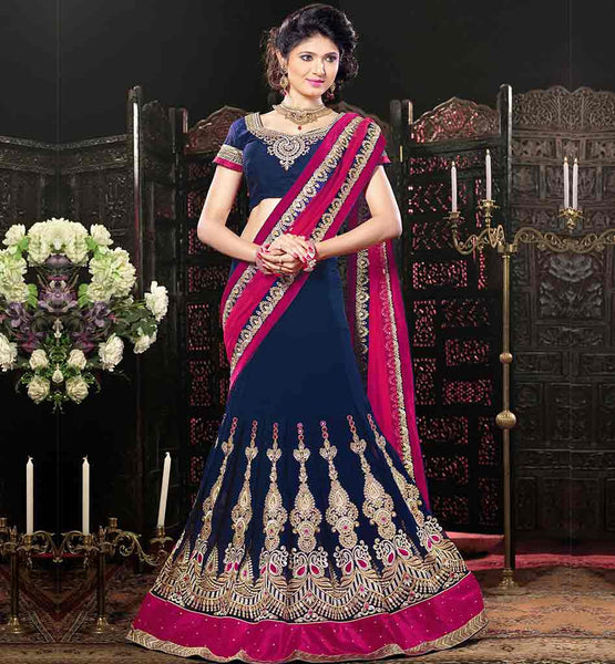 BUY FULL GHERA GHAGRA CHOLI INDIAN WOMEN MARRIAGE WEAR CLOTHING
