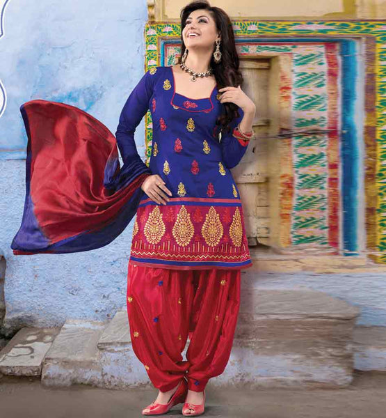 designs of patiala salwar kameez