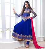DESIGNER ANARKALI SALWAR SUITS FOR PARTY WEAR  PARTY WEAR SALWAR KAMEEZ IN LONG SLEEVE AND BANDGLA DESIGN