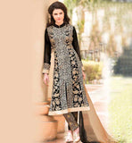 DESIGNER INDIAN WOMENS PARTY WEAR CHIFFON DUPATTA SALWAR KAMEEZ SUITS