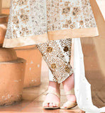 Steal Hearts, when you walk out wearing this latest fashion dress available at pocket friendly rate from stylishbazaar. Remarkable detailing with zari and weaving and radiant styling gives this salwar suit an overpowering look SHOP ONLINE EVER STYLISH SALWAR SUITS FOR WOMEN RTJAN301WH