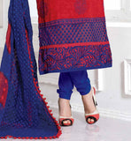 RED AND BLUE COMBINATION SALWAR KAMEEZ WITH DUPATTA BOLLYWOOD ACTRESS IN SALWAR SUITS BUY ONLINE