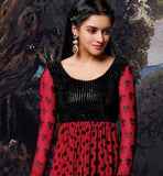 FLORAL ASMIRA VOL 4 JINAAM STYLISHBAZAAR SURAT EYE-CATCHING ASIN ANARKALI SUIT FLAS3030