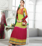 NEW FASHION GEORGETTE ANARKALI DRESS FOR INDIAN & PAKISTANI WEDDINGS
