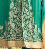 STRAIGHT STYLE PUNJABI SUITS FOR WOMEN