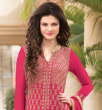CHARMING LATEST FASHION SALWAR KAMEEZ SUITS AT POCKET-FRIENDLY RATES MAKE EVERYBODY PONDER ON THE POINT THAT ARE YOU FROM THE REAL WORLD OR A POET'S IMAGINATION!, WHEN YOU WALK OUT WEARING