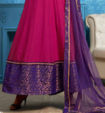 designer anarkali salwar suits for party wear