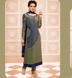COOL NEW DESIGN PARTY WEAR SALWAR KAMEEZ FOR WOMEN WITH EMBROIDERY