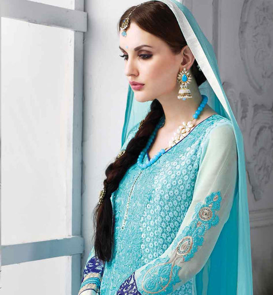 Wedding Gift For 6000 Rupees : ... DRESSES ONLINE SHOPPING WEDDING SALWAR SUITSStylish Bazaar
