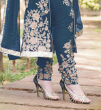 WEAR THIS EXCITING DESIGN DRESS FROM STYLISHBAZAAR AND WIN HEARTS GRACEFUL DESIGNER CUT FASHION SALWAR KAMEEZ