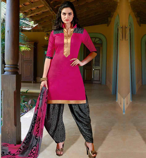 STYLISH FROCK SUIT DESIGNS OF PATIALA SALWAR KAMEEZ DRESSES PATTERNS
