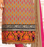 EMBROIDERY DESING ON SALWAR KAMEEZ