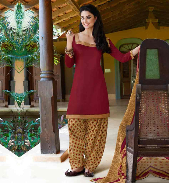STYLISH FROCK SUIT DESIGNS OF PATIALA  SALWAR KAMEEZ ONLINE STORE