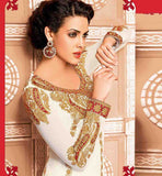 latest desinger party wear salwar suit.
