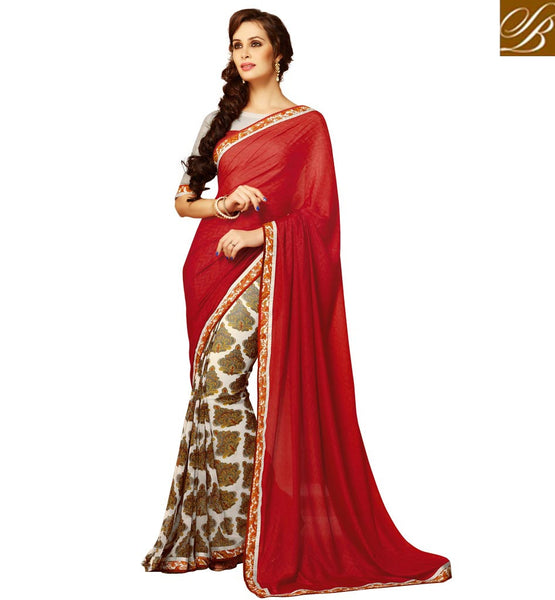 STYLISH SAREE AND MODERN BLOUSE DESIGNS COLLECTION