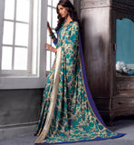 PRINTED GEORGETTE CASUAL WEAR SAREE VSBM32724 - stylsihbazaar - fashion websites, best fashion websites, Indian Fashion, indian clothing for women, shopping online, online shopping in india