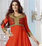SONALI BENDRE DESIGNER BOLLYWOOD ANARKALI SUIT AT DISCOUNTED RATE
