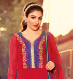 SOHA ALI KHAN DESIGNER PARTY WEAR SALWAR SUIT MATERIAL