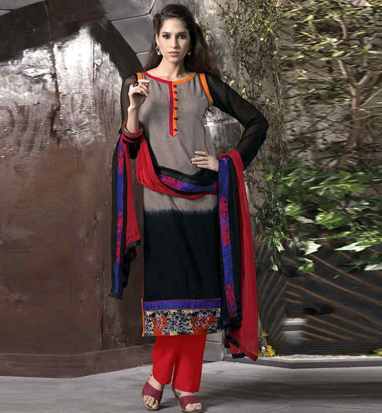 REMOVABLE SHORT KOTI STYLE STRAIGHT PARTY WEAR SALWAR KAMEEZ DRESS