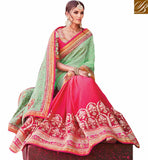 A STYLISH BAZAAR PRESENTATION ATTRACTIVE MODERNLY STYLED DESIGNER SARI FOR SPECIAL EVENTS RTDUL36