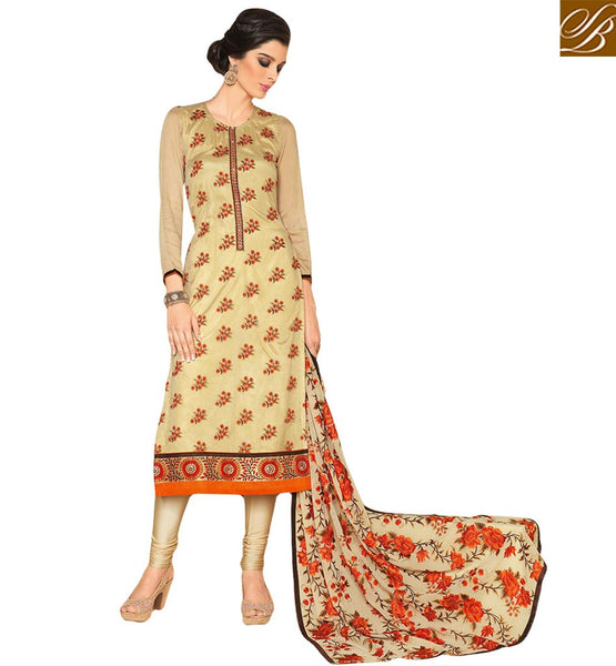 DAZZLING PAKISTANI CUT CHURIDAAR DESIGN VIP3703  BY STYLISH BAZAAR