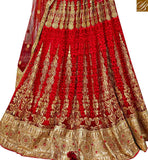 STYLISH BAZAAR INTRODUCES MAROON NET DESIGNER LEHENGA CHOLI HAVING WONDERFUL RESHAM EMBROIDERY SLGAJ398A