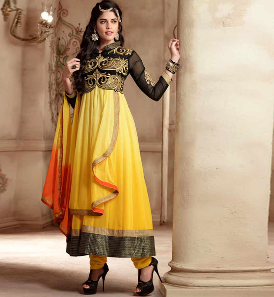 FANCY PATTERN ANARKALI DRESS AT CHEAP PRICE FREE CASH ON DELIVERY