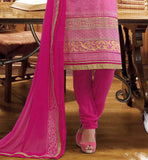 pink casual wear clothing for Indian female